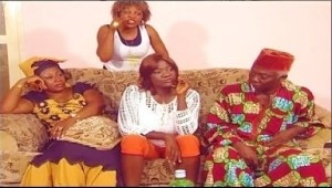 Video: Advice Of A Godmother  - 2018 Latest Nigerian Nollywood Movie